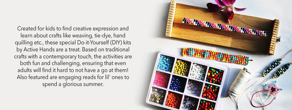 Buy craft expression by active hands diy craft kits and wordy treats buy craft expression by active hands diy craft kits and wordy treats for kids online at jaypore solutioingenieria Image collections