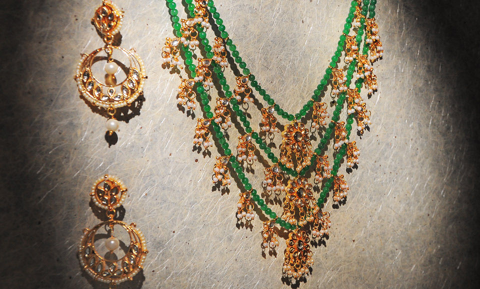 Buy Kundan Traditions Imli Street Exquisitely crafted jewelry sets ...