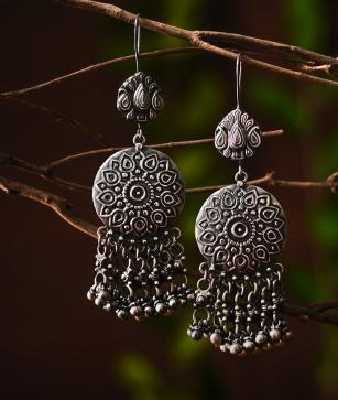Tribal Old Silver
