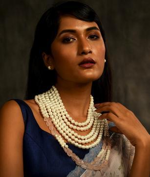 Shagun Das Beads and Stones