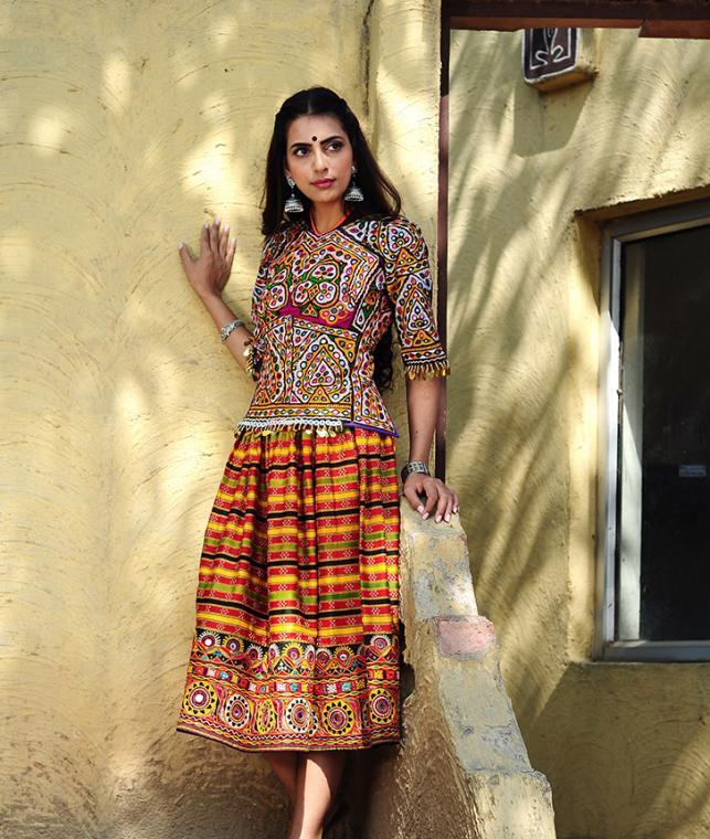 Buy rabari dreams curated by jaypore vintage apparel and
