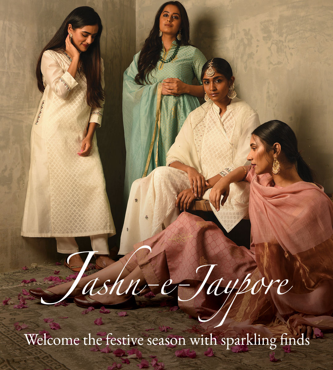 Jaypore com: Curated Online Shop for Handpicked Products