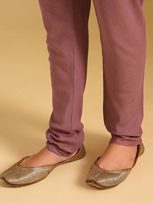 Onion Pink Cotton Pants