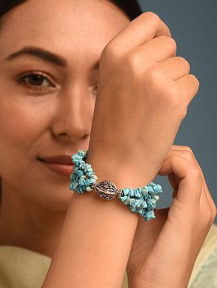 Calcite  Sterling Silver Bracelet