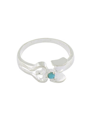 Sterling Silver Ring (Size: 19)