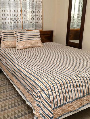 Grey King Bedsheet Set