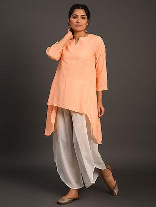Peach Cotton Tunic
