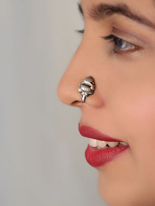 Sterling Silver Nose Pin