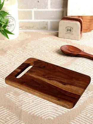 Acacia Wood Montana Chopping Board (L- 12in, W- 8in, H- 0.6in)