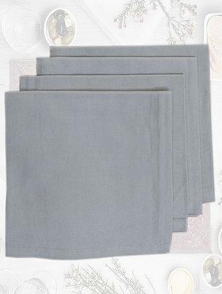Light Grey Table Napkin (Set of 6)