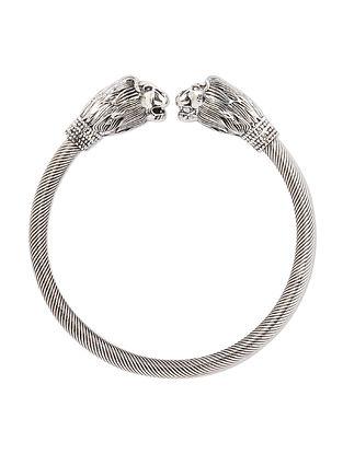 Sterling Silver  Adjustable Kada