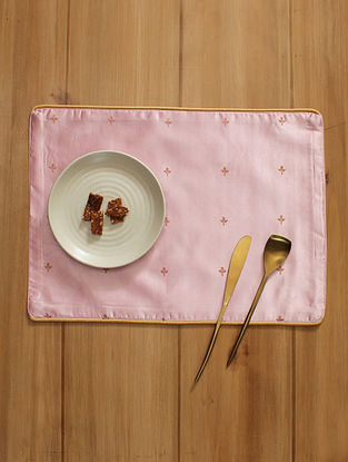 Pink Aleb Chowk Placemat(L-19in ,W -13in)