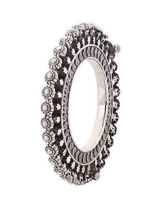 Sterling Silver Kada (Size: 2.4)