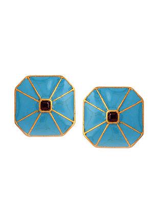Turquoise Admiral Cufflinks