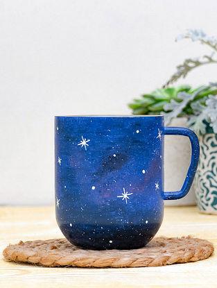 Blue Steel Lambent Evo Coffee Mug (Dia-3in ,H- 3.5in)