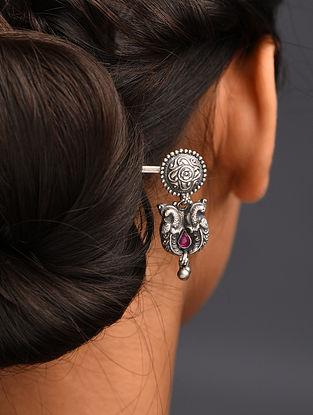 Tribal Silver Juda Pin