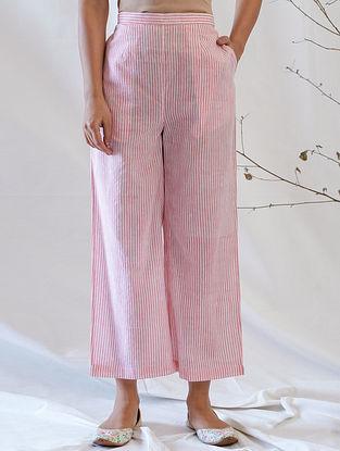 Peach Mul Cotton Pants