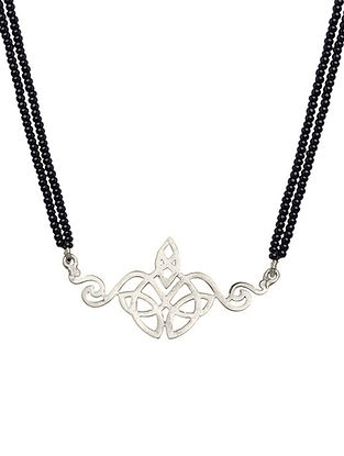 Sterling Silver Mangalsutra