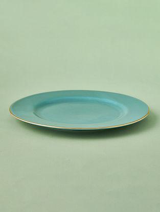 Jade Porcelain Handcrafted Dessert Plate (Dia-8in)