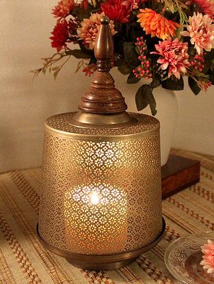 Malhar Iron Tealight Shamadan