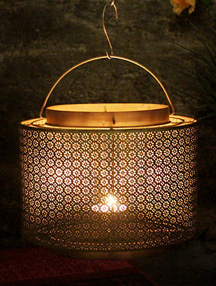 Malhar Iron Owel Lantern