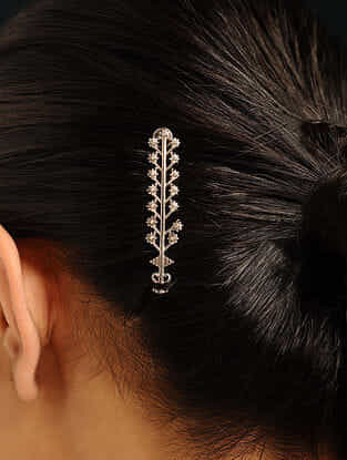 Classic Silver Hair Pin