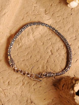 Sterling Silver Men's Bracelet
