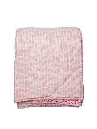 Alice Rose Pink Quilt