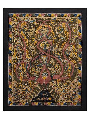 Mata Ne Pachedi Artwork (L - 49in, W - 40in)