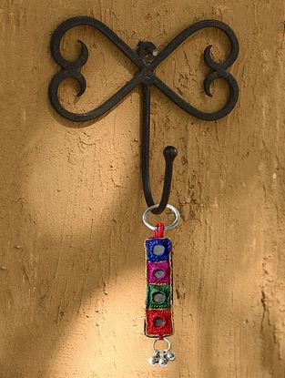 Handmade Iron Wall Hook (L - 5in, W - 5.2in)