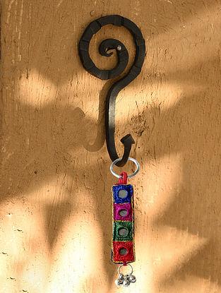 Handmade Iron Wall Hook (L - 5.7in, W - 2.6in)