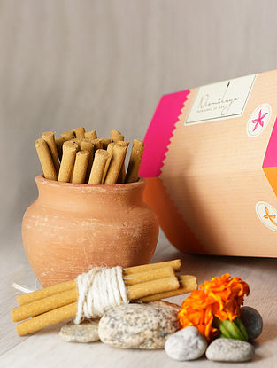 Bamboo-less Dhoop Sticks Sleeve (Set of 6)