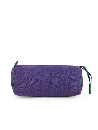 Blue Handcrafted Kantha Work Cotton Pouch