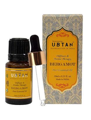 Bergamot Essential Oil (10 ml)
