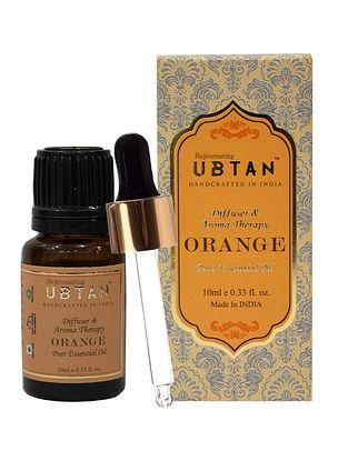 Orange Essential Oil (10 ml)