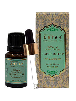 Peppermint Essential Oil (10 ml)