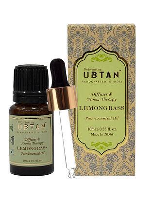 Lemongrass Essential Oil (10 ml)