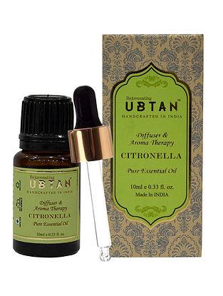 Citronella  Essential Oil (10 ml)