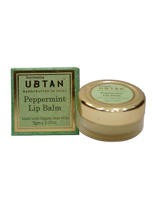 Peppermint Lip Balm (5 gm)
