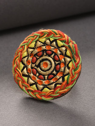 Multicolored Handcrafted Ring