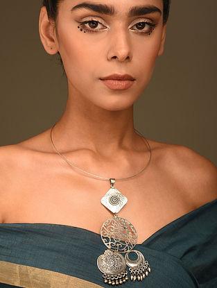 Vintage Silver Hasli Necklace