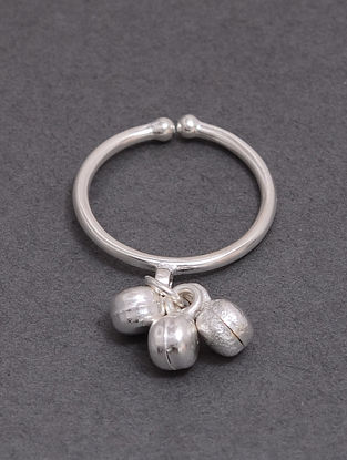 Classic Silver Ring (Indian Size: 14)