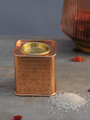 Copper Sugar Jar