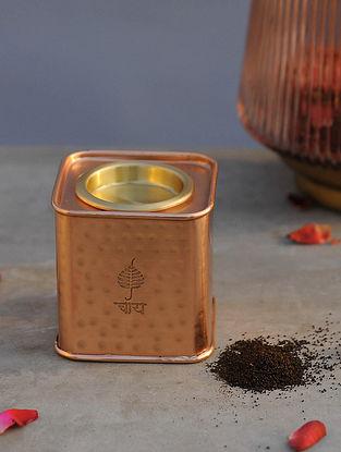 Copper Tea Jar