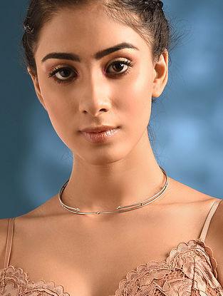 Classic Silver Hasli Necklace