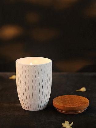 Ocean Breeze Ceramic Candle