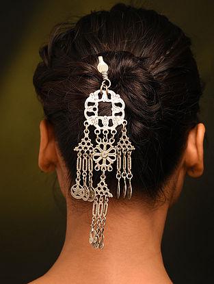 Vintage Afghan Silver Hair Pin