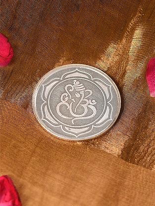 Ganesha Silver Coin (10 Gms)