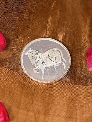 Kaam Dhenu  Silver Coin (10 Gms)