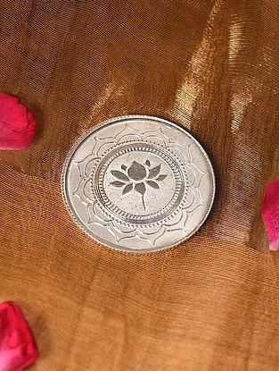 Lotus Silver Coin (10 Gms)